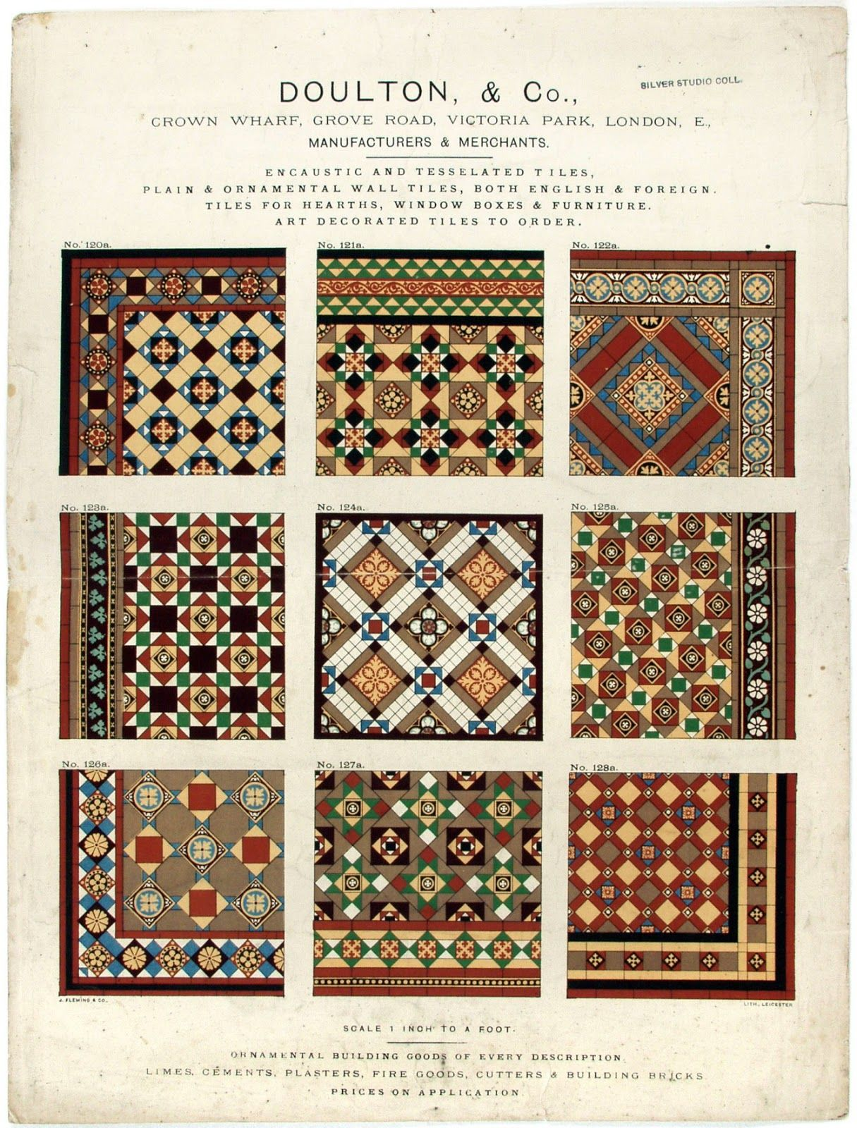 Floor Tiles 1930s Now That S What I M Talkin Bout