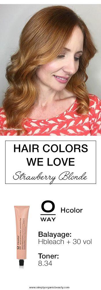 Trending Hair Colors This Week With Formulas Hair Coloring
