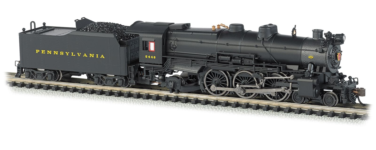 Scale steam locomotives for sale n scale steam locomotives - Bachmann N Scale Standard Line K4 4 6 2 Steam Locomotive With Sound
