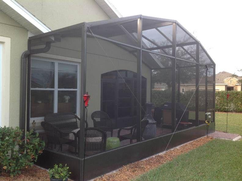 Polycarbonate Deck Enclosure Roof Patio Screen Enclosure Screen Enclosures Patio Enclosures