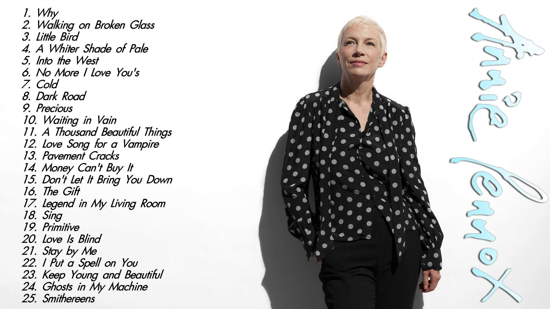 Annie Lennox Greatest Hits