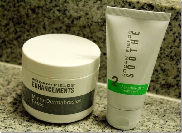"""Do you or someone you know have Keratosis Pilaris aka """"Chicken Skin""""? Rodan + Fields Micro-Dermabrasion Paste and Soothe Sensitive Skin Treatment can help...Contact me for yours."""