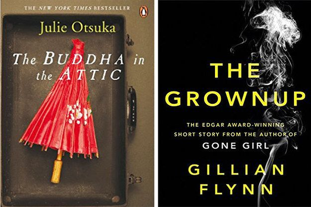 23 Brilliant Books That Are Short Enough To Read In A Weekend
