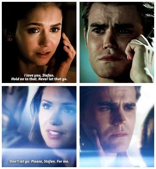 "Elena&Stefan: ""Don't Let Go"""