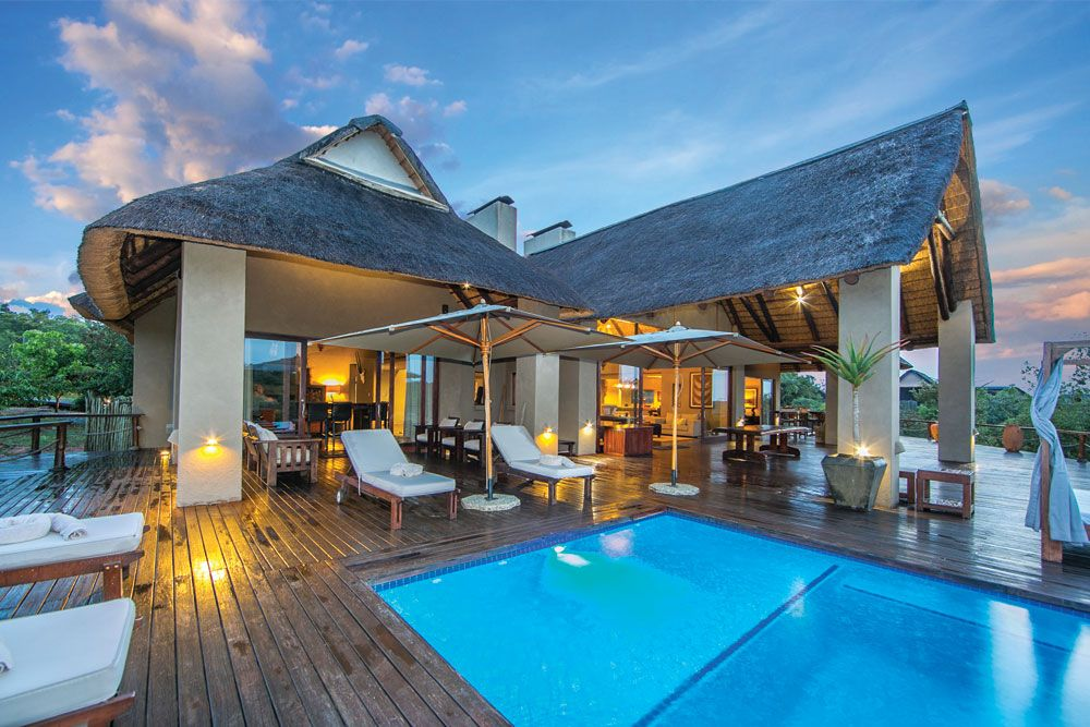 57 WaterBerg Lodge 5 Star Luxury Game Lodge South Africa