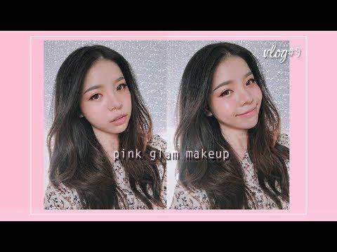 Photo of Chuseok Vlog #9 + Pink Glam Makeup – Korean T