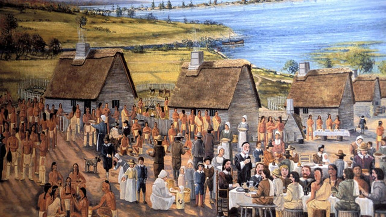 The Mystery of the Original Plymouth Colony's Location May