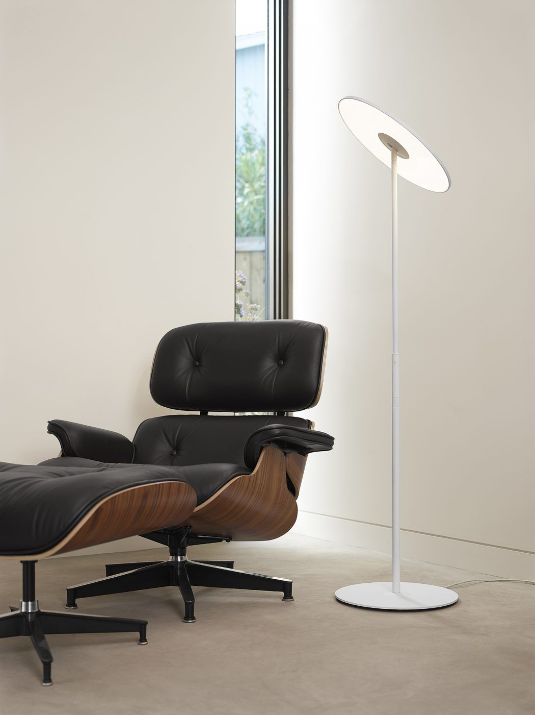 When you design a room, the tendency is for you to think of the big objects and huge central spaces. But, floo... -  circa-floor-lamp1 . Discover More at: http://www.topteny.com/top-10-unusual-floor-lamps/