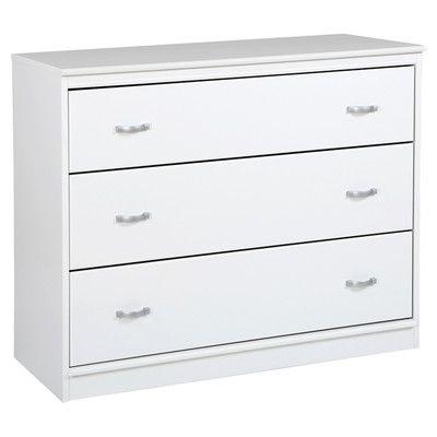 3 Drawer Dresser Drawers