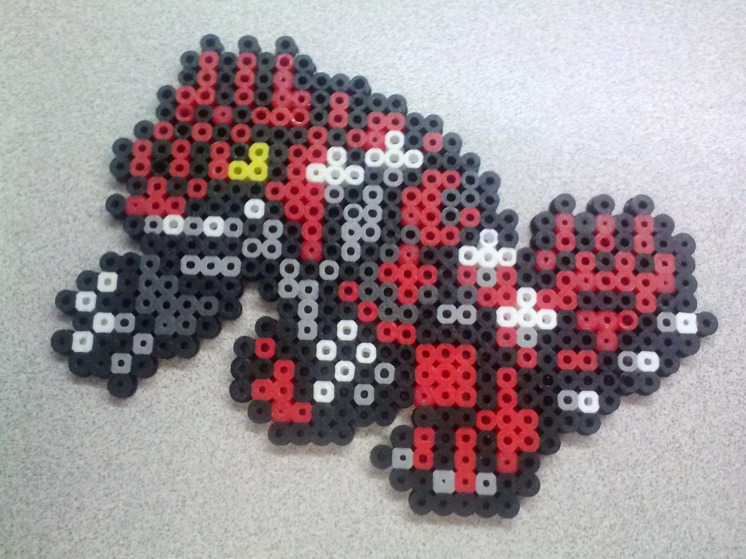Perler Pokemon Groudon Perline