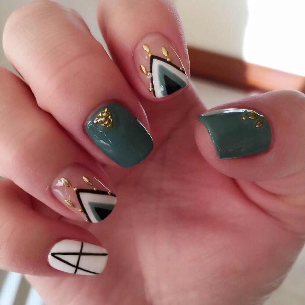 KPOP Nail Salon - Queens, NY, United States | Nice Nails | Pinterest ...