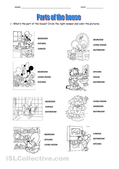 Parts of the house worksheets for preschool buscar con google parts of the house worksheets for preschool buscar con google ibookread ePUb