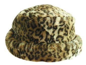 3d3e35ac Scala Faux Fur Cloche Hat (Light Leopard) Scala. $9.77 | Clothing ...