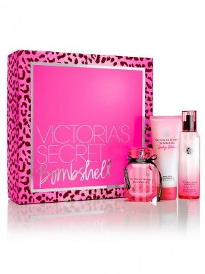 Kit Victoria's Secret NEW! Gift Box #Kit #Victoria's Secret
