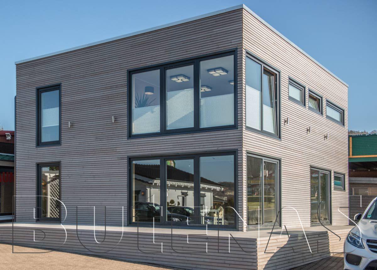 ferienhaus modern zwei ferienh user aus holz perfect pinterest haus wohnhaus und wohnen. Black Bedroom Furniture Sets. Home Design Ideas