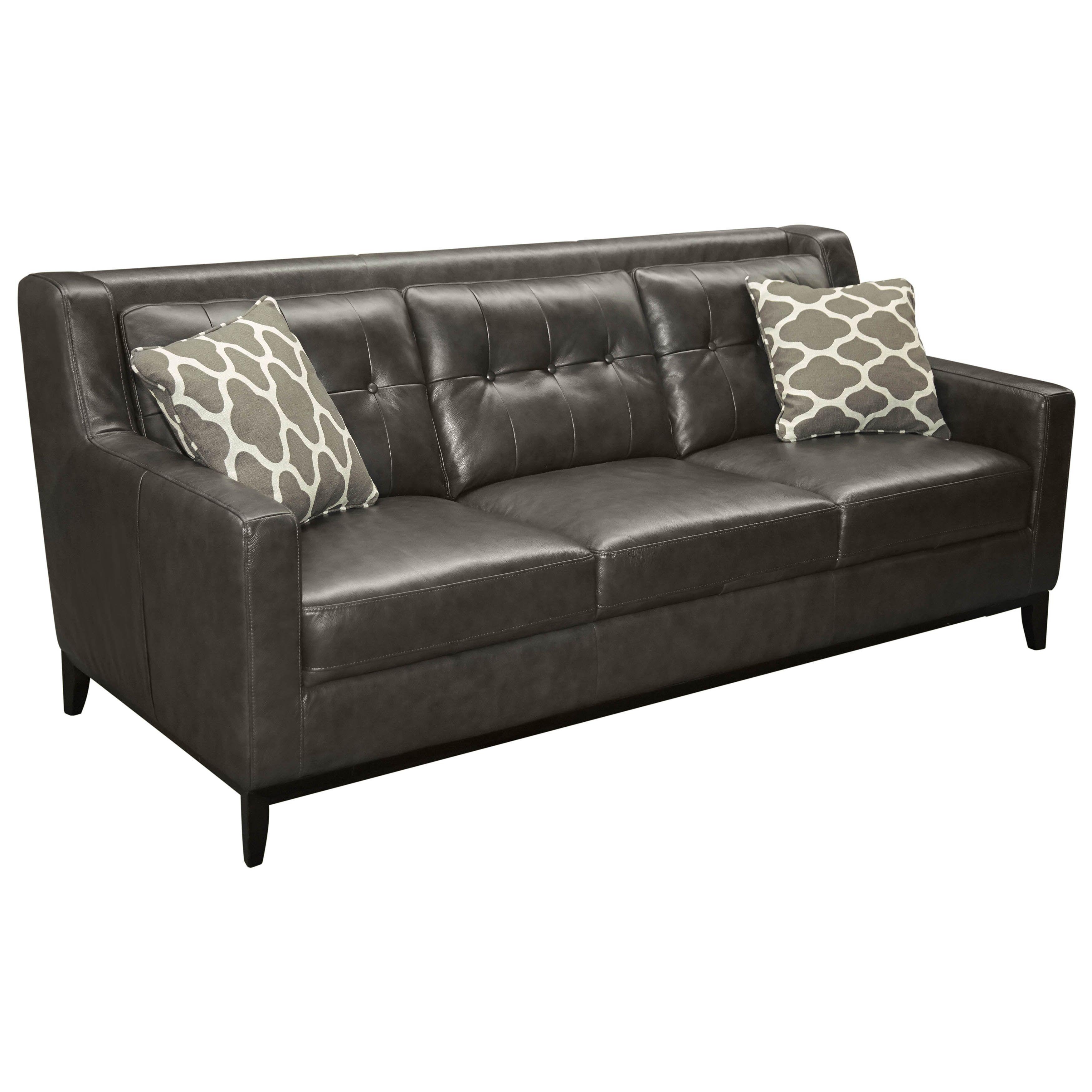 Art Van Grigio Sofa