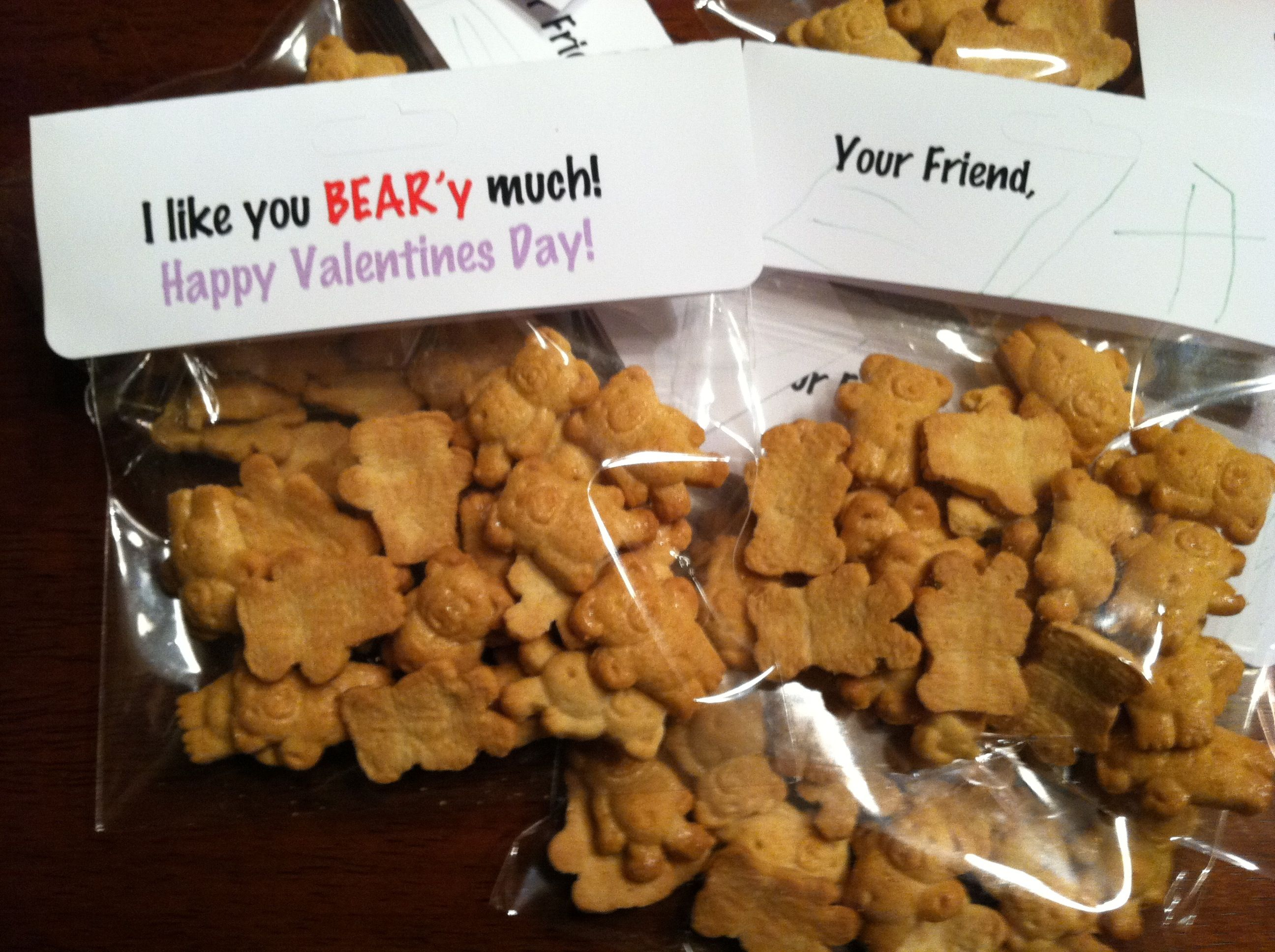 valentines ideas for the office. Such An Easy Valentine Gift Or Party Favor Idea. These Were Made With Bags And Valentines Ideas For The Office G
