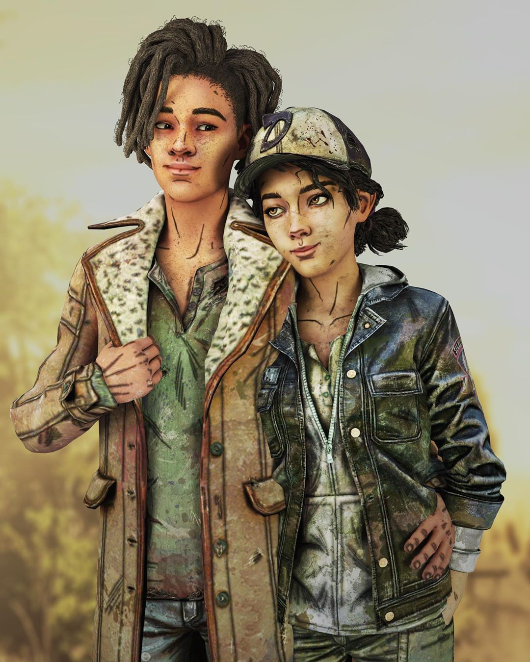Louis And Clementine