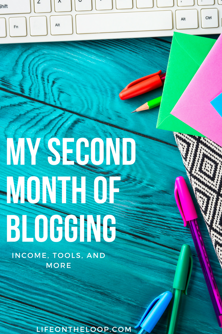 My Second Moth Of Blogging Is In The Books Check Out Tools I Used