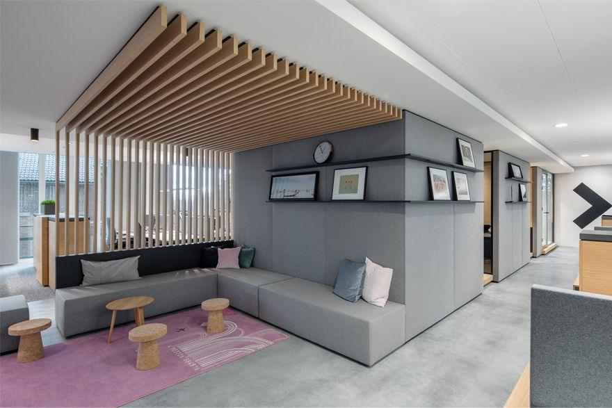 Projecten - DZAP | Interior | Pinterest | Oficinas, Interiores y ...