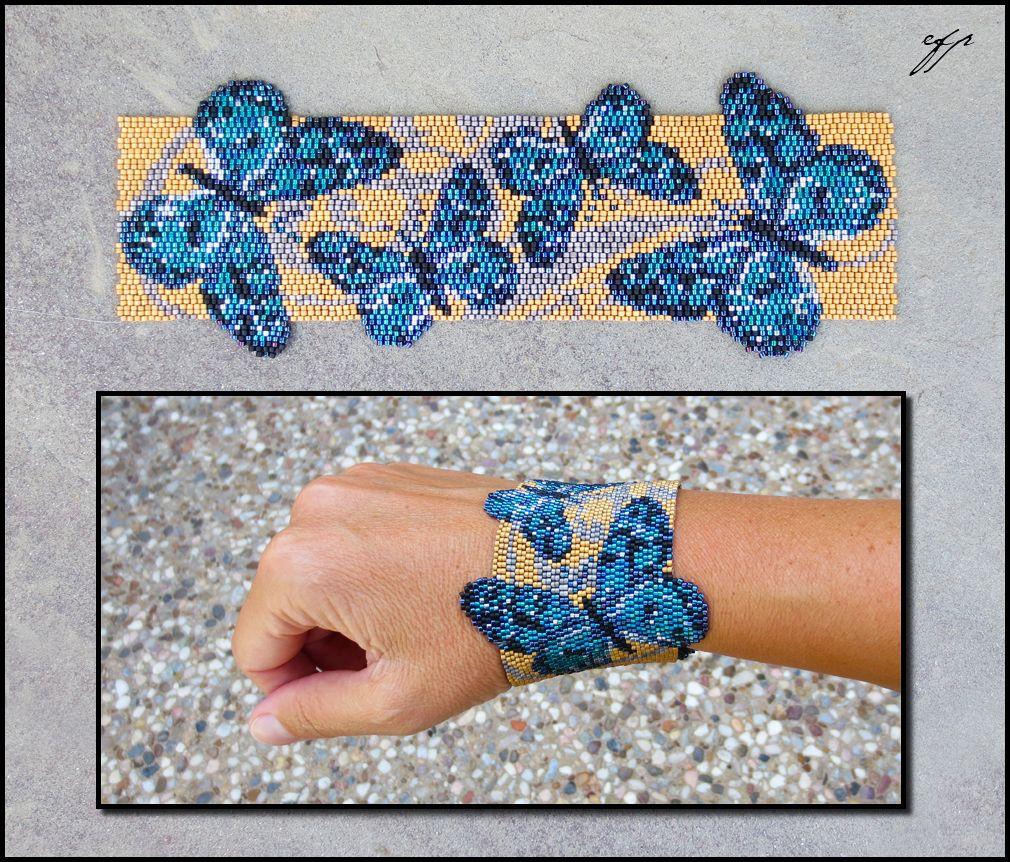 Blue Butterflies By Ellygator On Deviantart Jewelry