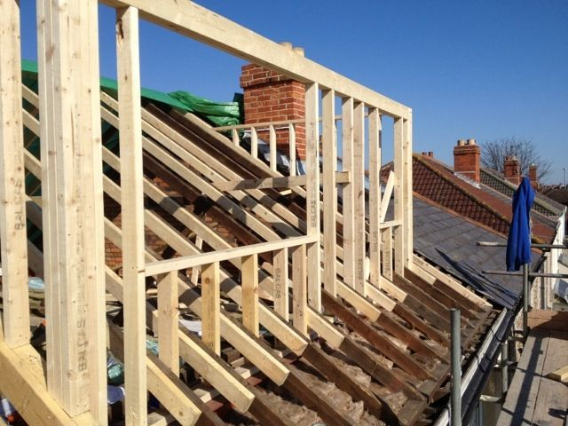 Loft Conversion Slate Roof Google Search Homes Loft