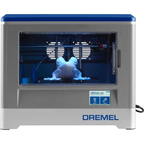 Dremel idea builder 3d printer with 2 bonus filaments costco dremel idea builder fandeluxe Gallery