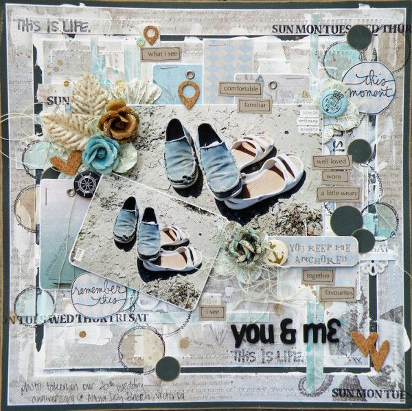 Prima Seashore by Guest Designer Alison Callcott ...