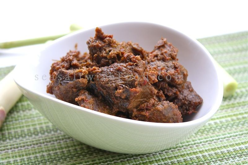 My Favourite Indonesian Dish Beef Rendang Recipes I Want To Try