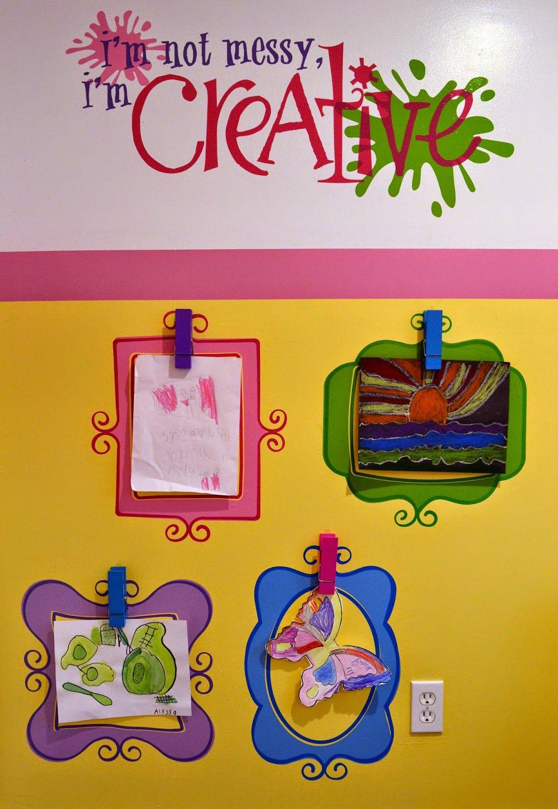 Art Display Wall | Display wall, Display and Silhouettes