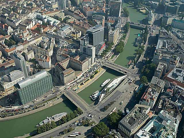 Donaukanal Wien Vienna