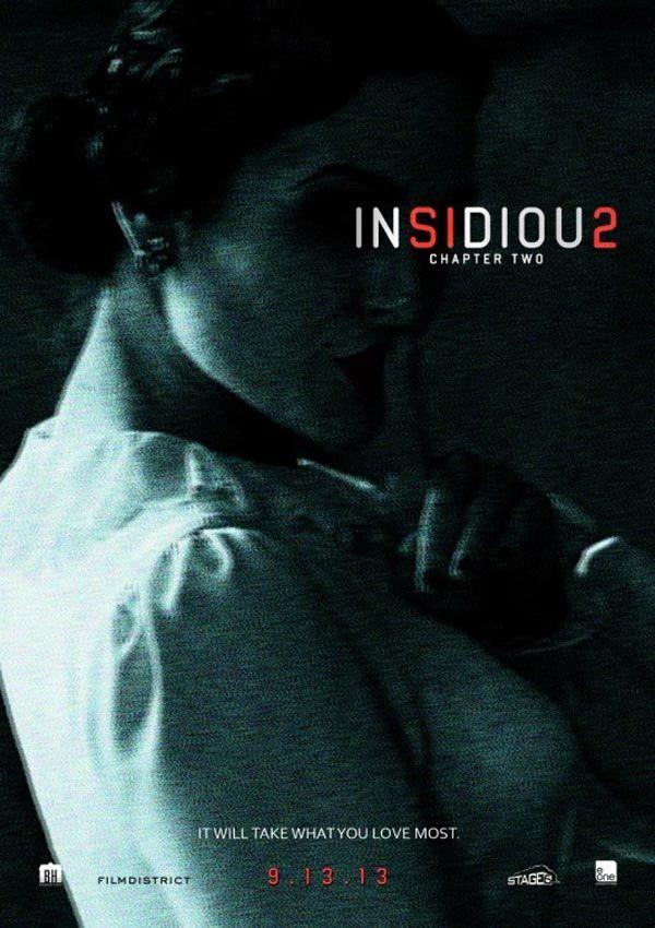 """""""Sobrenatural 2″ ganha dois cartazes e um novo trailer http://cinemabh.com/filmes/sobrenatural-2-ganha-dois-cartazes-e-um-novo-trailer"""