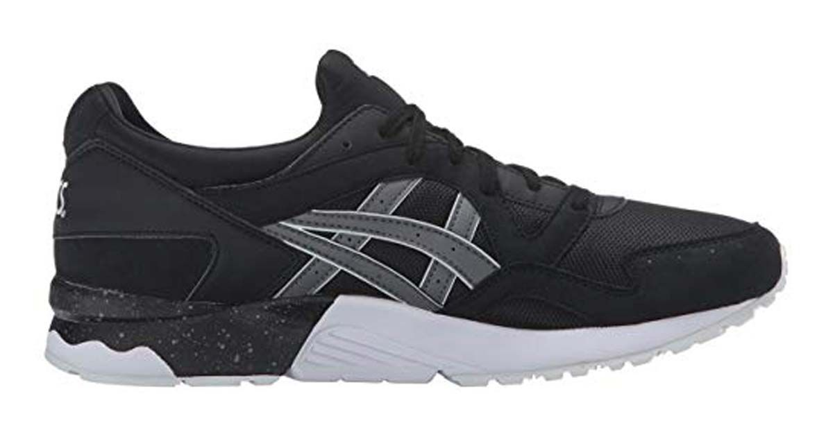 reputable site cfb0d 5fda6 Asics Gel-Lyte V Black & White $75 Shipped on Amazon (Retail ...