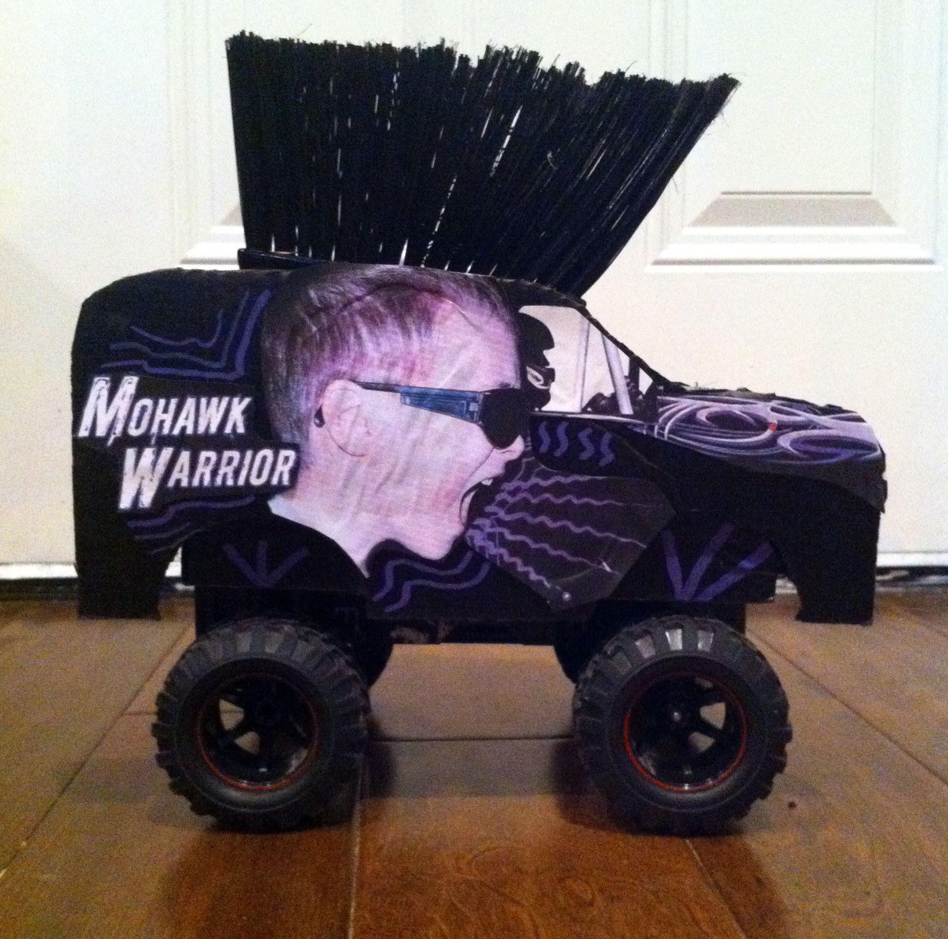 kindergarten box car monster truck pinterest monster