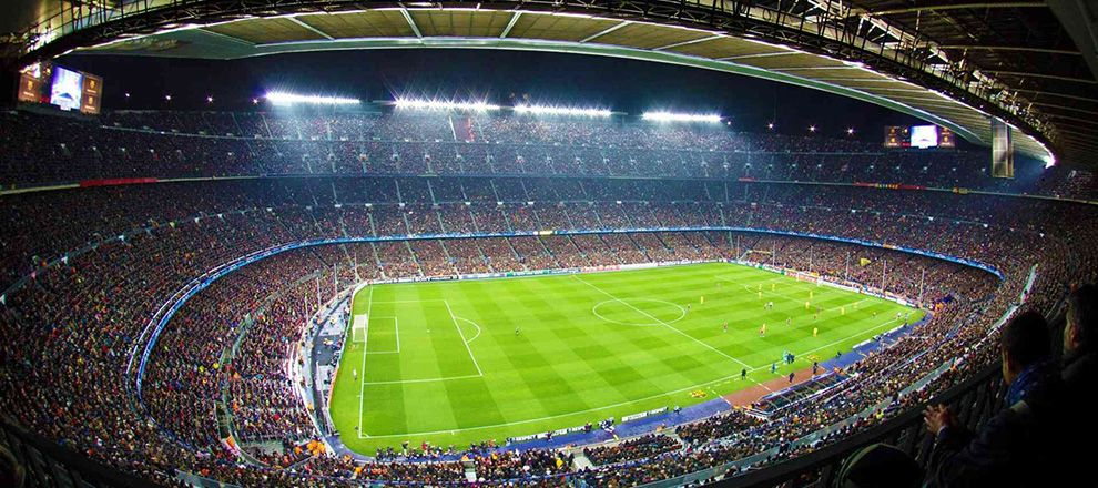 Which Football Leagues Splash Out The Most R Soccer Soccer Stadium Wallpaper Fifa World Cup