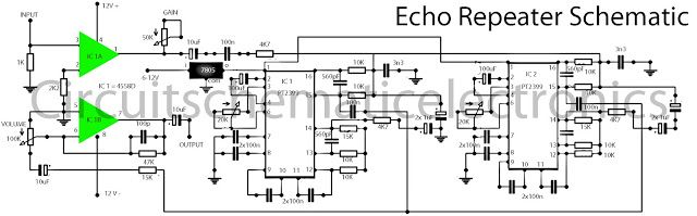 circuit schematic resistor speaker box design plans blueprints vco rh 144 202 60 241