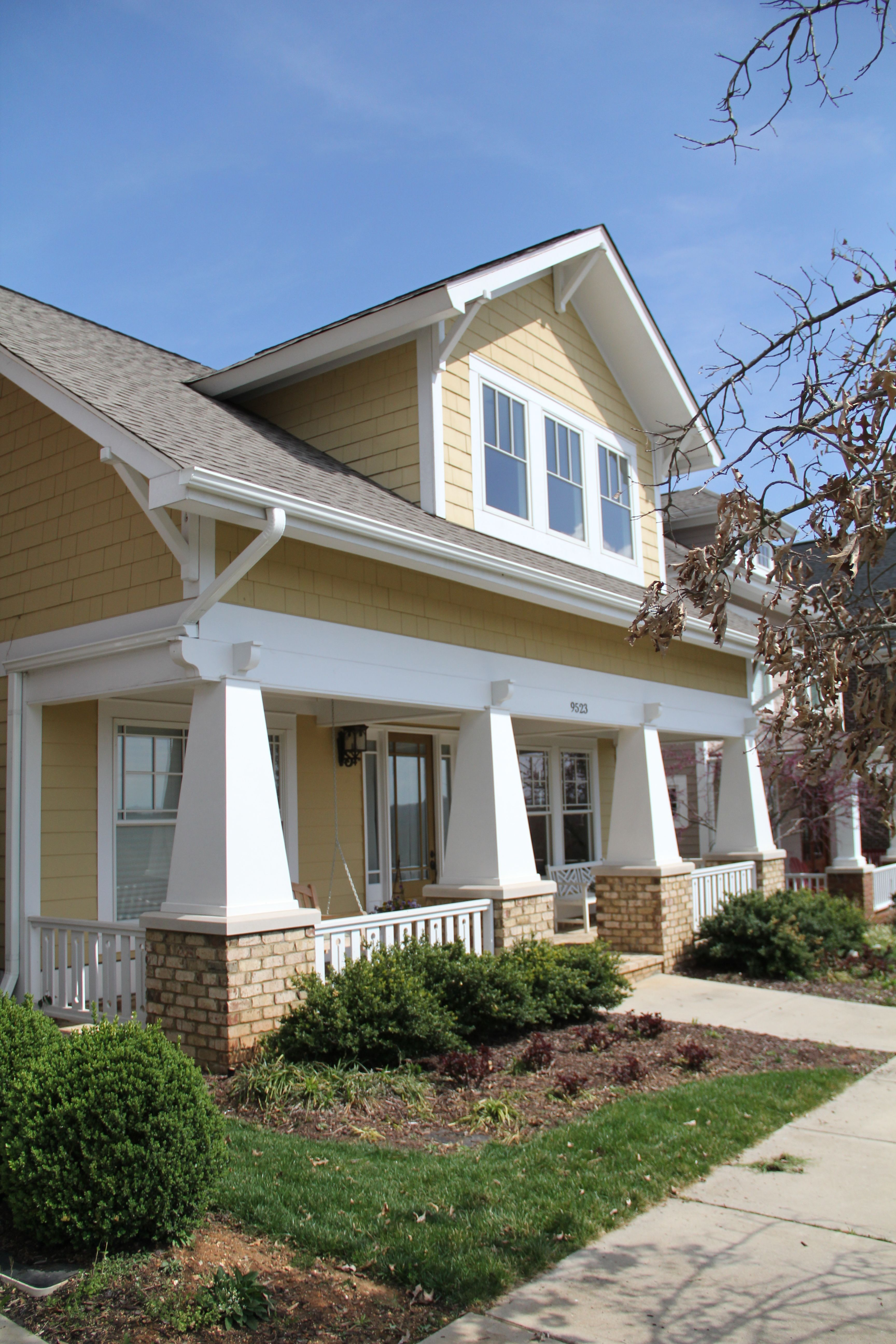 Bungalow Home Exterior Design Ideas: Beautiful Craftsman Style Bungalow In The Northshore Town