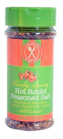 BEST seasoning mix ever....Hot Rocks Seasoned Salt