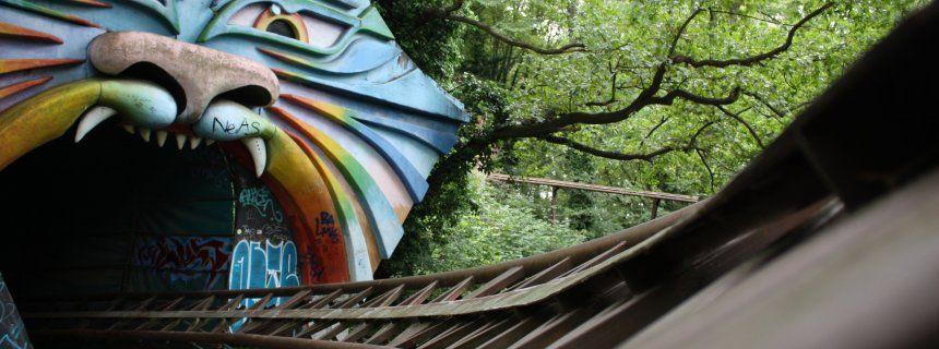Photo Gallery: Berlin's Abandoned Spreepark