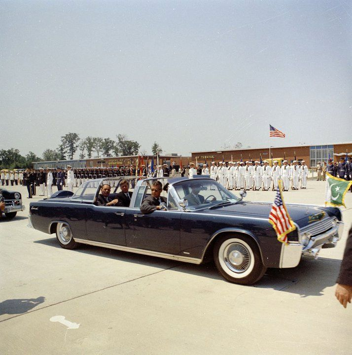 Saic Jerry Behn Jfk And The Partial Bubbletop Jfk Limo In 2018