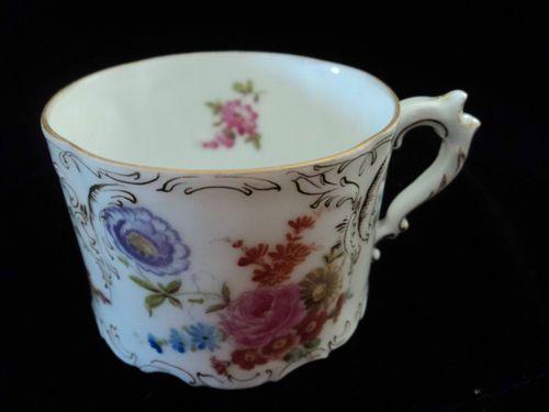 Vintage Rosenthal China Sanssouci Dresden tea cup | Tea cups