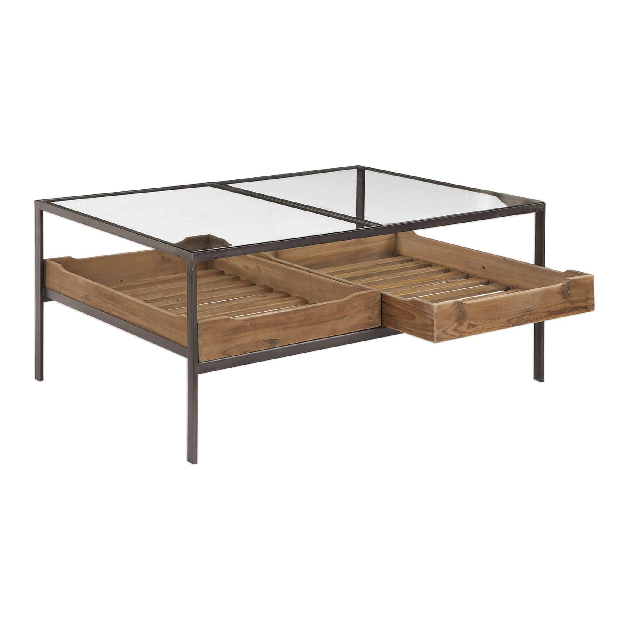 Silas Coffee Table Coffee Table Rectangular Coffee Table Steel Coffee Table [ 2100 x 2100 Pixel ]