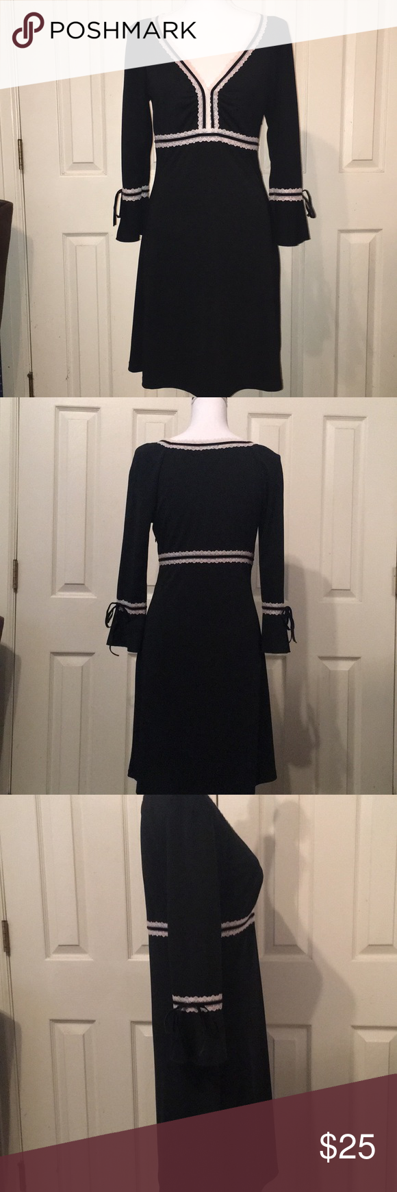 Very Pretty Moda International Dress Pretty Black Dresses Clothes Design Fashion [ 1740 x 580 Pixel ]