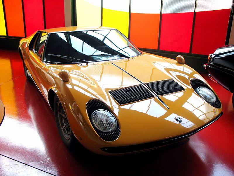 1966 Miura miura, Classic cars