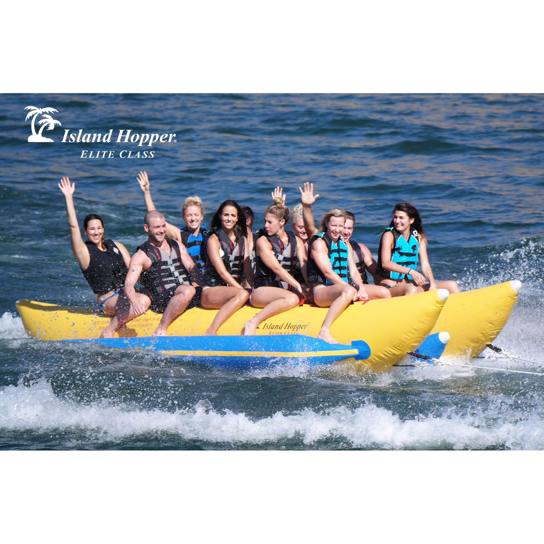 10 Passenger Banana Boat Elite Class Boat Passenger Banana Boat