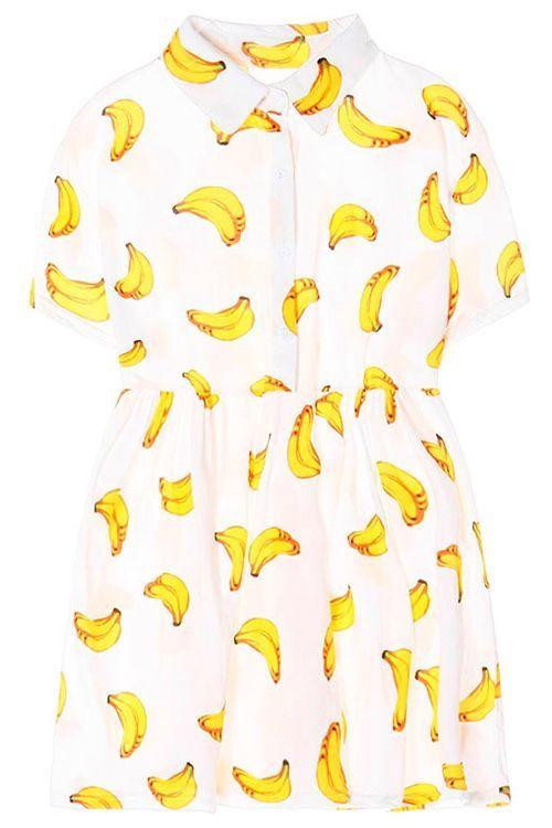 Resultado de imagem para banana print