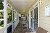 Spend a nice relaxing summer evening on the screened in front porch!!,  #evening...,  #evenin... #relaxingsummerporches