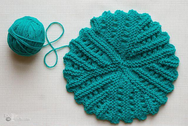 Ravelry Lacy Pinwheel Coaster Pattern By Dolly Laishram Knit