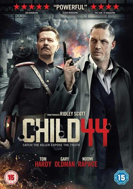 Tom Hardy Child 44 Filmy