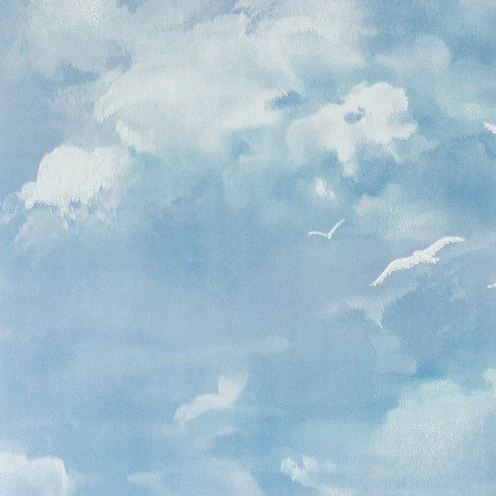 Serenity Soft Blue Sky Photoshop Watercolor Sky Photoshop